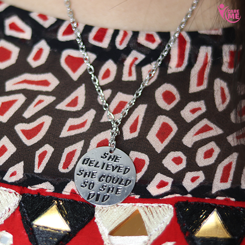 Image of Motivational Locket