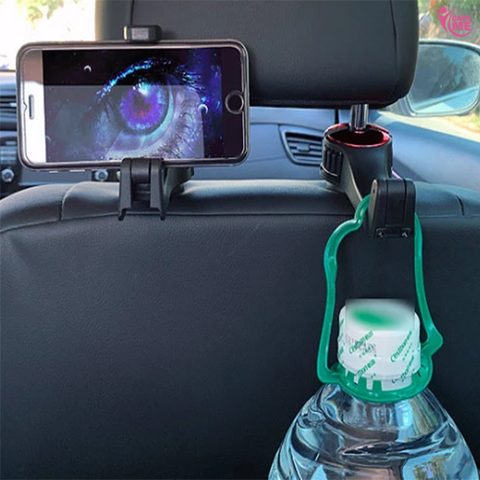 Image of Car Mobile Phone Bracket Hook