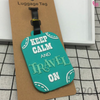 Creative Luggage Tag