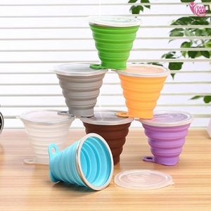 Outdoor Folding Cup