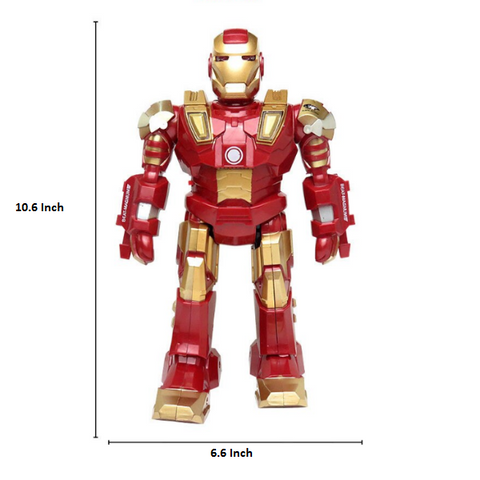 Image of Walking Iron Man