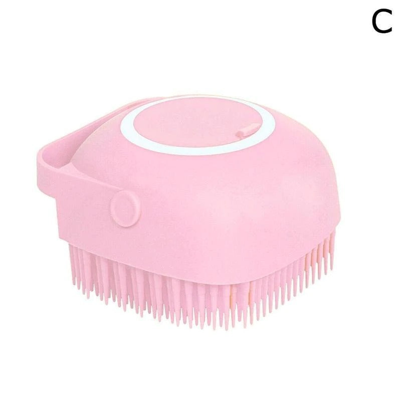 Silicone Massage Bath Brush (6535271579682)