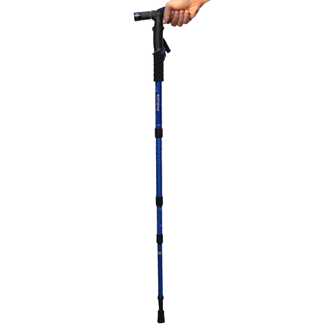 Image of Folding Walking Stick for Elderly