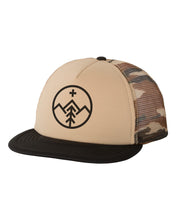 Load image into Gallery viewer, 3IN1 Threads Trucker Foam Iconic Hat