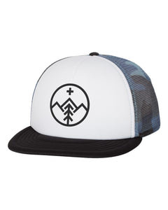 3IN1 Threads Trucker Foam Iconic Hat