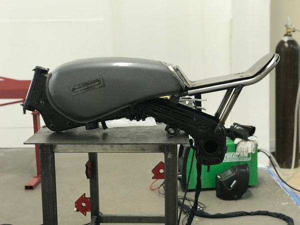 gen 1 XV750 and XV920 subframe