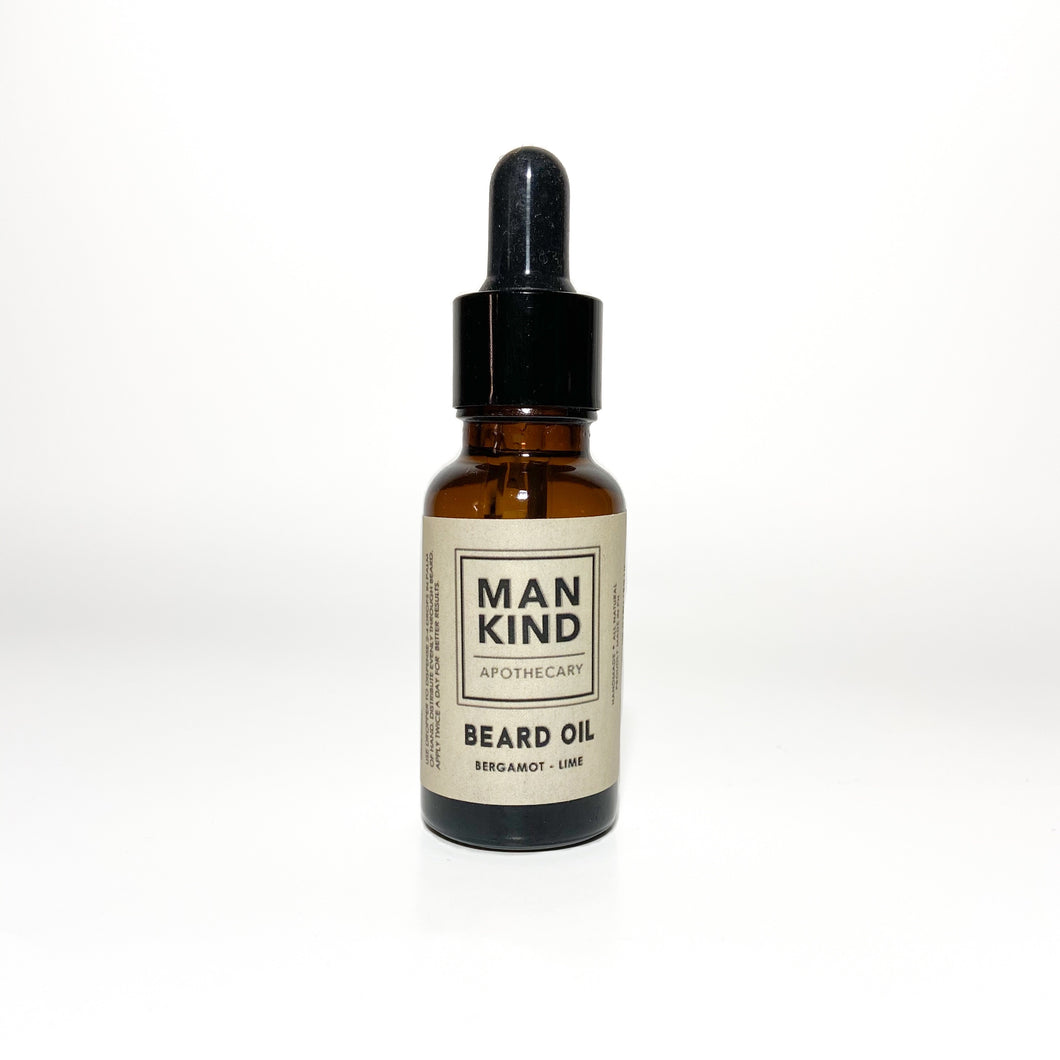 Mankind Beard Oil