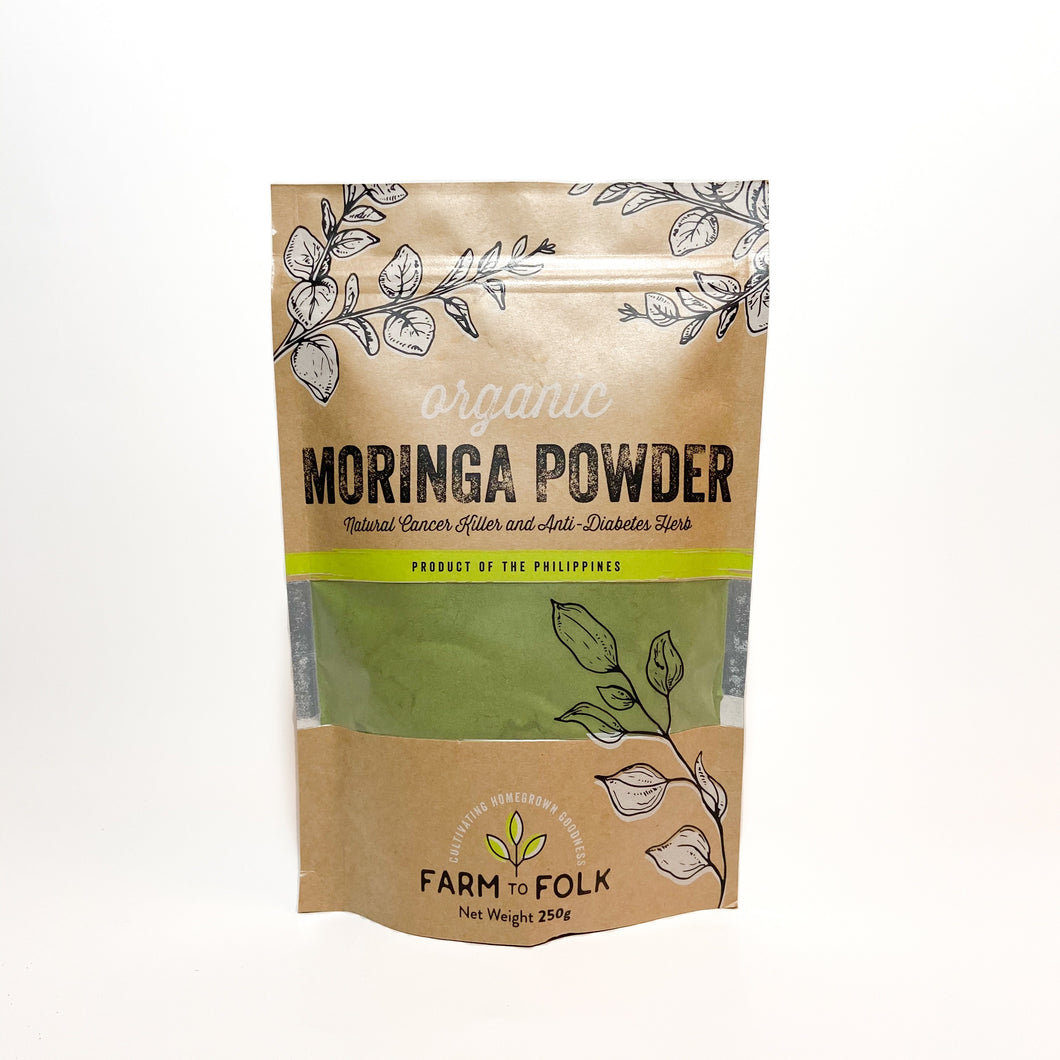 Farm to Folk Moringa Powder