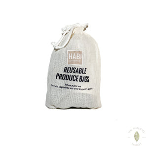 Habi Lifestyle Reusable Produce Bags
