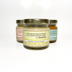 Stoneground By Mantra Nut Butters