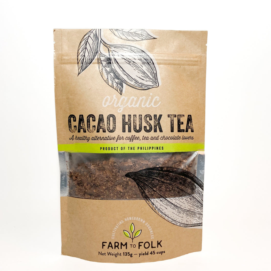 Farm to Folk Cacao Husk Tea