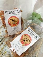 Load image into Gallery viewer, Smelly Dog Organic Dog Treats Nibblers