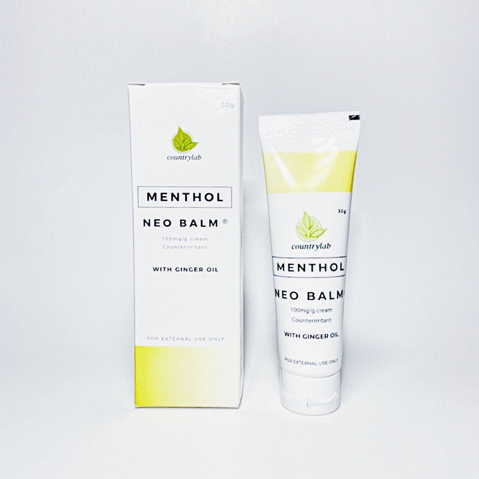 Country Lab Menthol Balm