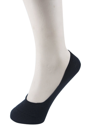 Invisible Liner Socks Black Women
