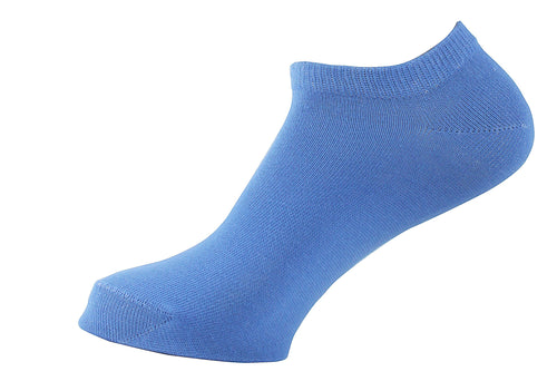 Ankle Socks Women Blue - samnoveltysocks.com