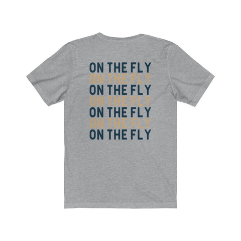 ON THE FLY | Repeat - Hospitaliteeshirts