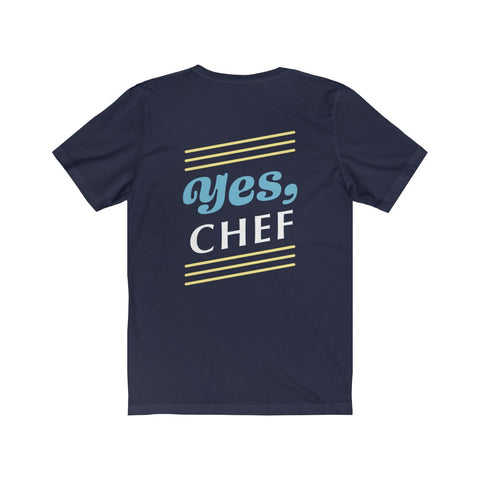 YES CHEF | Retro 2 - Hospitaliteeshirts