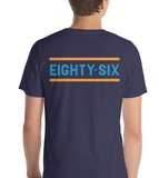 EIGHTY-SIX | Heather Upgrade Option - Hospitaliteeshirts