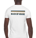 BACK OF HOUSE | Blue & Tan - Hospitaliteeshirts
