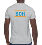BOH | Blue & Orange - Hospitaliteeshirts