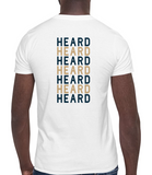 HEARD | Repeat - Hospitaliteeshirts