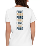 FIRE | Repeat - Hospitaliteeshirts