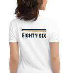 EIGHTY-SIX | Blue & Tan - Hospitaliteeshirts