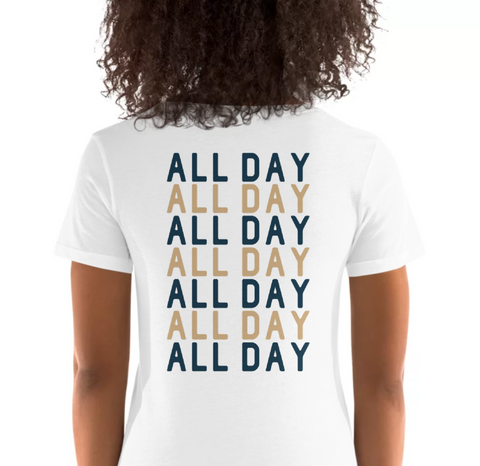 ALL DAY | Repeat - Hospitaliteeshirts