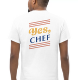 YES CHEF | Retro 1 - Hospitaliteeshirts
