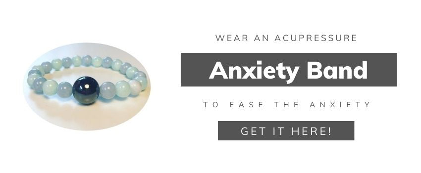 Anxiety Bracelet - The perfect acupressure band to relief Anxiety