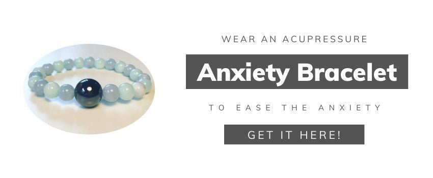 Acupressure Anxiety Bracelet to stay at home during quarantine