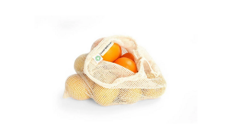 reusable food bags for loose vegetables