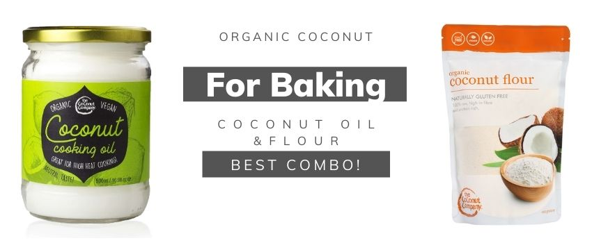 The Best Organic Coconut Products for baking