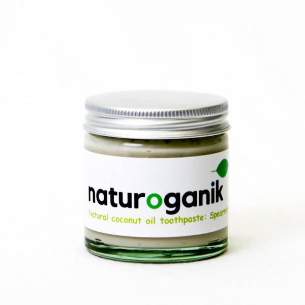 Natural Toothpaste With Spearmint Freshness | 60ml
