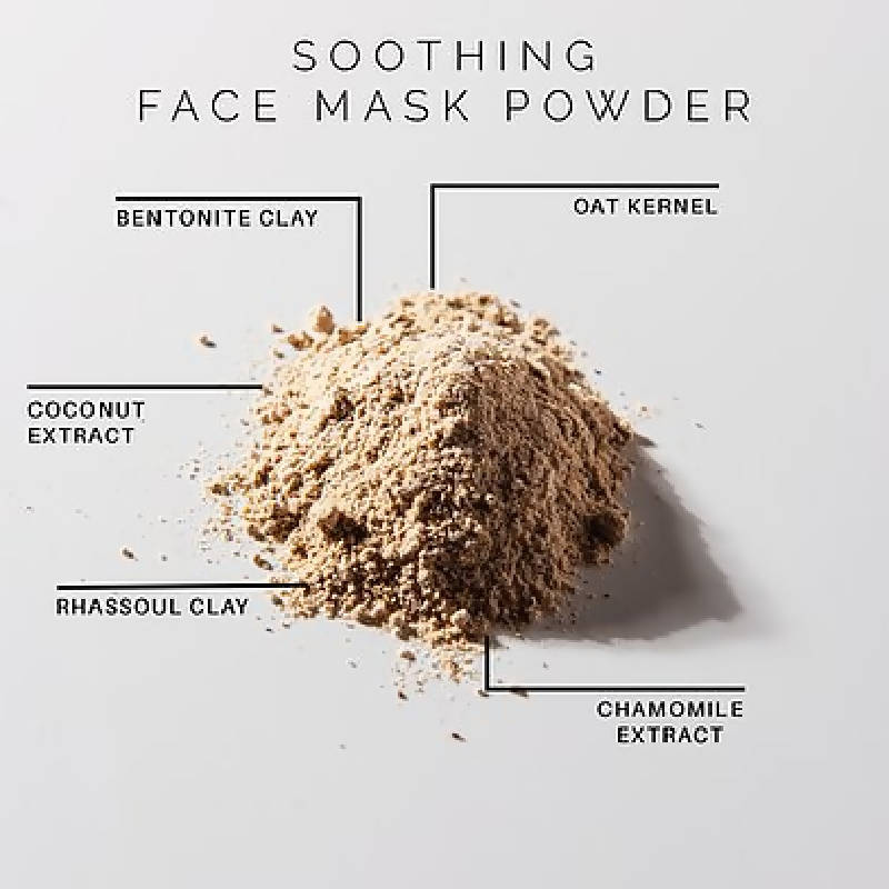 Soothing Face Mask Powder