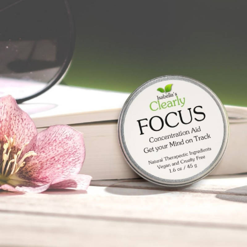 Clearly FOCUS, Brain Boosting Concentration Aid