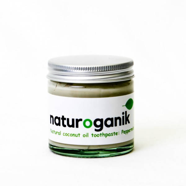 Natural Toothpaste with Peppermint Freshness | 60ml