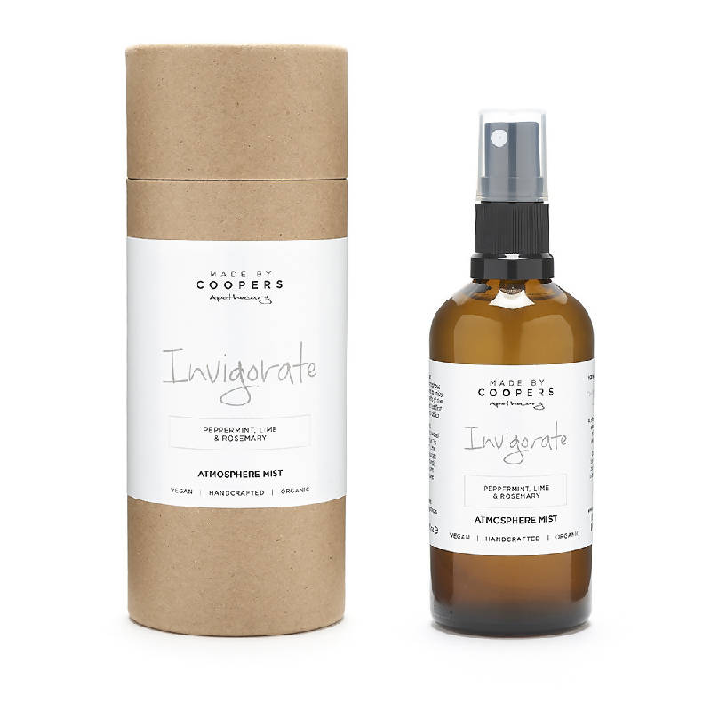 Energising & Uplifting - Invigorate Atmosphere Mist