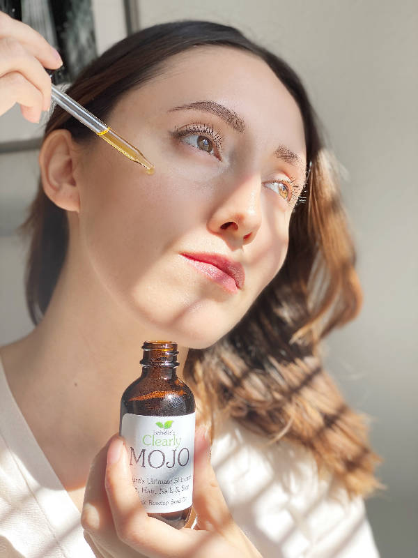 Clearly MOJO, Organic Unrefined Rosehip Seed Oil