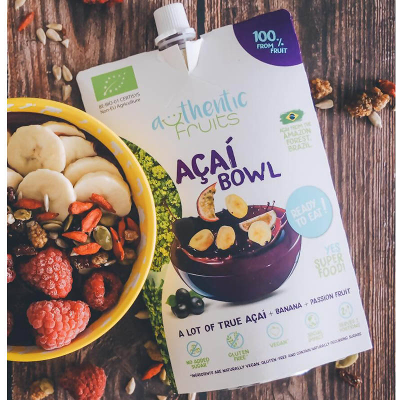Bio Acai Smoothie Bowl (1x 3 units)