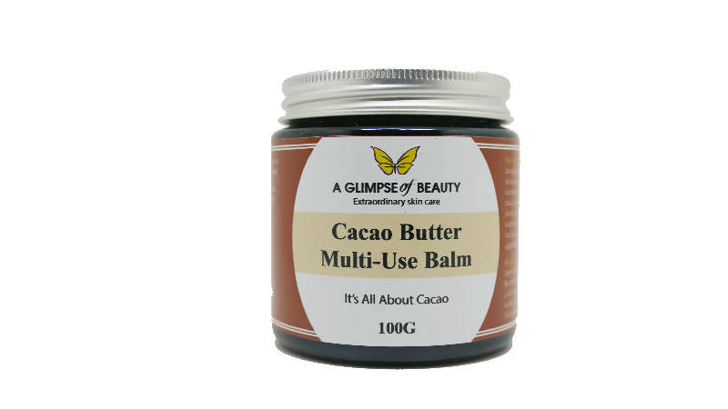 Cacao Butter Multi - Use Balm, Baobab oil