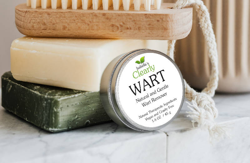 Clearly WART, Natural and Gentle Wart Remover