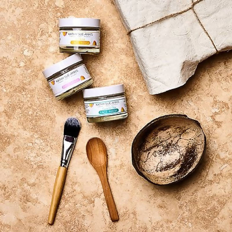Trio of Facemask: Nourishing, Youthful Glow & Soothing