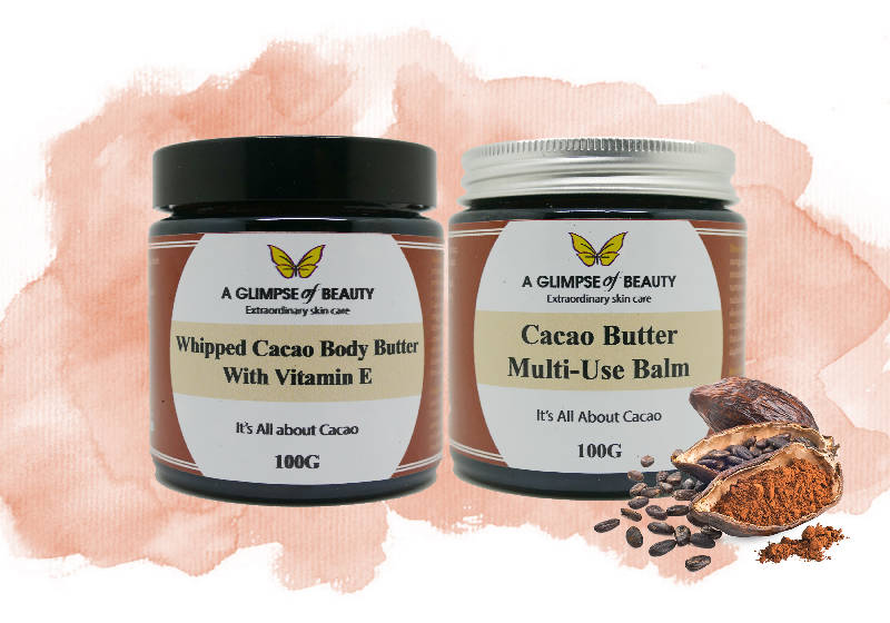Cacao Body Butter & Balm
