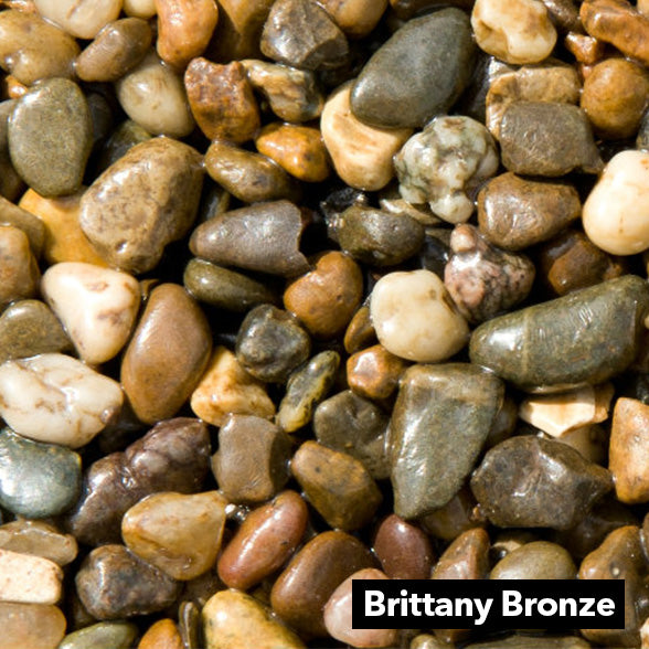 Brittany Bronze 6-10mm Triple Washed Stone