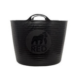 Recycled Black Gorilla Bucket (38L)