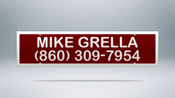Mike Grella • Linking Sign