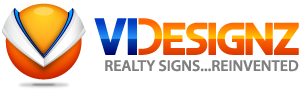 VIDesignz Realty Signs