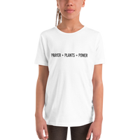 POWER Youth Short Sleeve T-Shirt