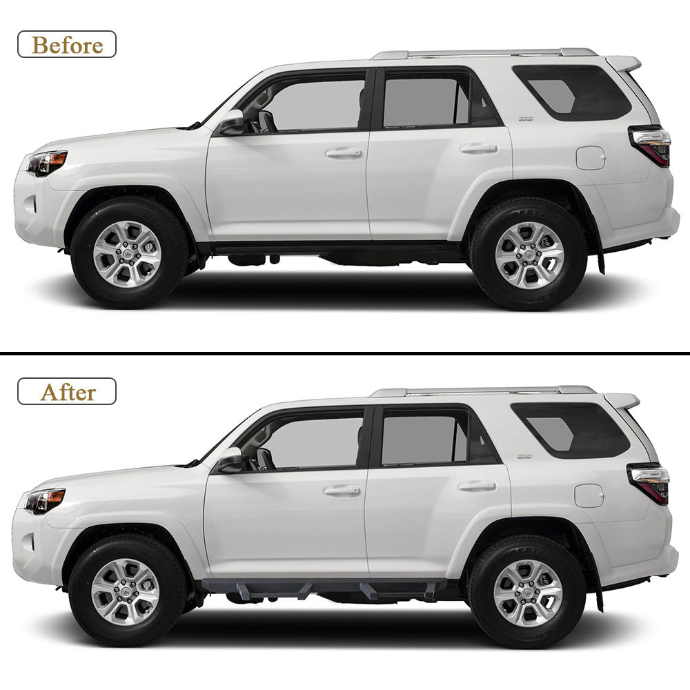 A&K Nerf Bars for Toyota 4Runner SR5 TRD Pro Trail Edition 2010-2020